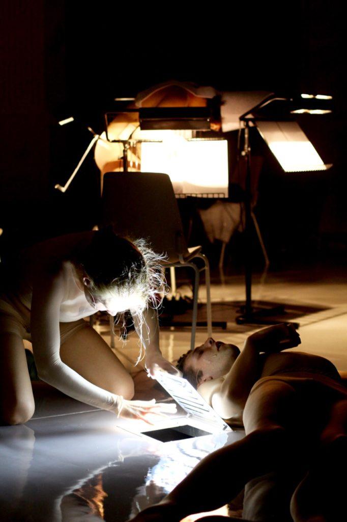 Die Braut... Probenfoto 06 (c) Christian Mair