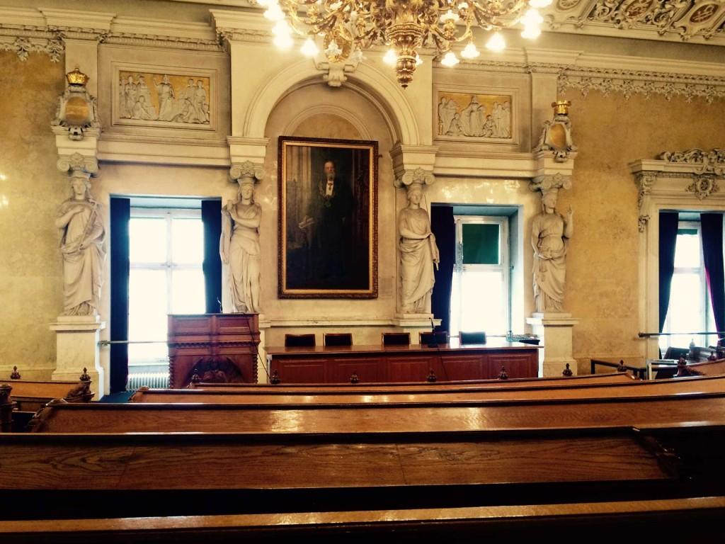 Festsaal des Alten Rathauses