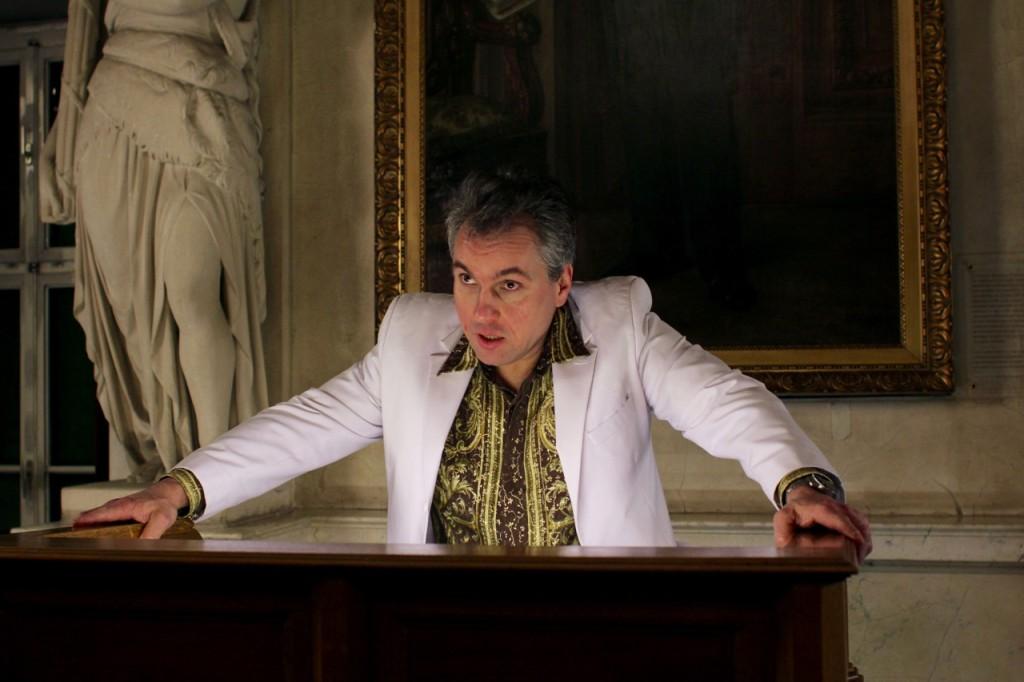 Reden! (I): Martin Schwanda hält Ciceros erste Rede gegen Catilina