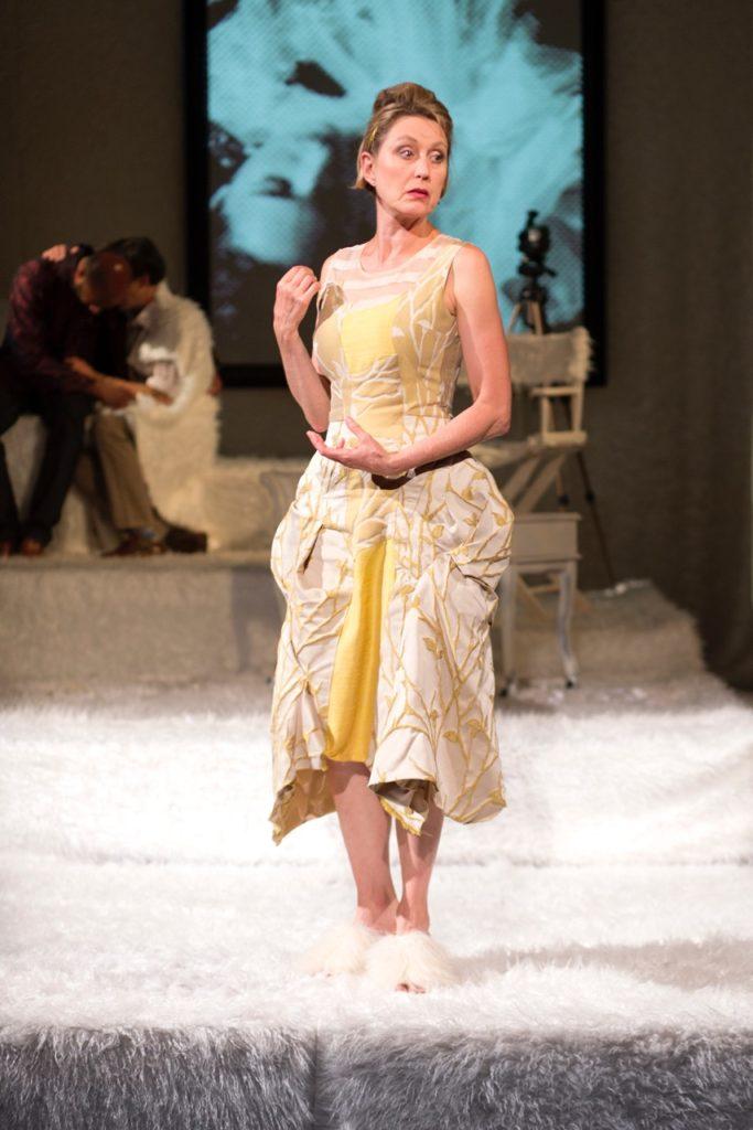 Salon5 - Der Idiot - Isabella Wolf (c) Andrea Klem